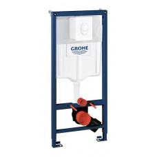 Инсталляционная система  GROHE Rapid SL (38722001) c Белой клавишей Skate Air