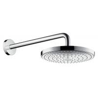 Верхний душ с кронштейном Hansgrone Raindance Select S 240 2jet, 26466000