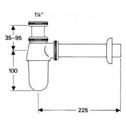 Набор смесителей для ванны 5 в 1 Hansgrohe Logis 70, 710714510N