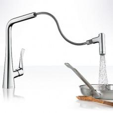 Смеситель для кухни Hansgrohe Metris Select KM, 14884000