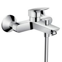 Смеситель для ванны однорычажный Hansgrohe Logis 71400000