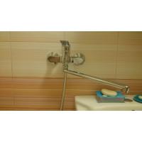 Смеситель для ванны однорычажный Hansgrohe Logis 71402000
