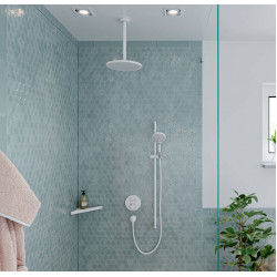 Верхний душ Hansgrohe Croma 280 1jet Matt White 26220700