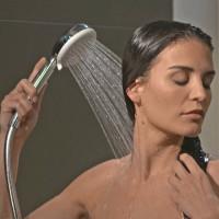 Ручной душ Hansgrohe Crometta 100 Vario цв хром/белый  26824400