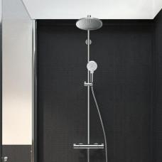 Душевая система с изливом для ванны Hansgrohe Crometta S 240 Showerpipe 27320000
