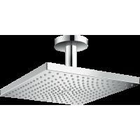 Верхний душ Hansgrohe Raindance E 300 1jet EcoSmart потолочный, хром26251000