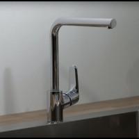 Смеситель для кухни однорычажный с поворотным изливом Hansgrohe Focus 31817000