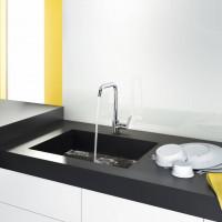Смеситель для кухни однорычажный Hansgrohe Focus E2  31820000