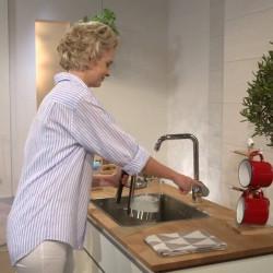 Смеситель для кухни Hansgrohe Focus, с выдвижным изливом, 31820800