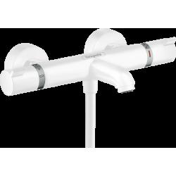 Термостат для ванны Hansgrohe Ecostat Comfort, белый матовый 13114700
