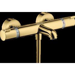 Термостат для ванны Hansgrohe Ecostat Comfort, полированное золото 13114990