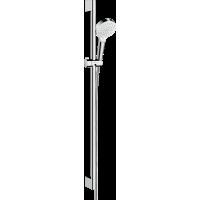 Душевой набор Hansgrohe Crometta Vario 90 см белый/хром 26536400