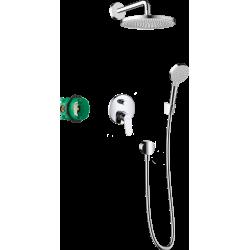 Душевой комплект Hansgrohe Crometta S 240 1jet Focus 8в1 27958000 хром