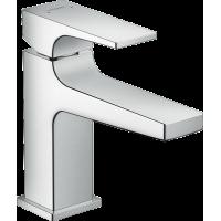 Смеситель для раковины Hansgrohe Metropol с донным клапаном Push-Open Chrome (32500000)
