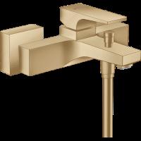Смеситель для ванны Hansgrohe Metropol Brushed Bronze 32540140
