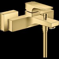 Смеситель для ванны Hansgrohe Metropol Polished Gold Optic 32540990