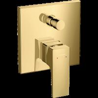 Смеситель скрытого монтажа для ванны/душа Hansgrohe Metropol Polished Gold Optic 32545990