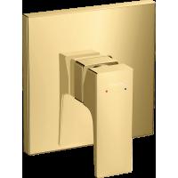 Смеситель скрытого монтажа для душа Hansgrohe Metropol Polished Gold Optic 32565990