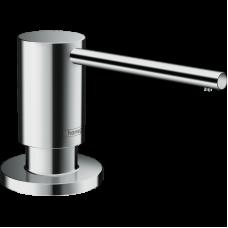 Дозатор кухонный Hansgrohe A41 для моющего средства 500 ml хром 40438000