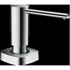 Дозатор кухонный Hansgrohe A71 для моющего средства 500 ml хром 40468000