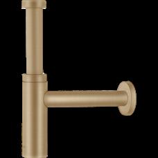 Сифон для умывальника Hansgrohe Flowstar S Brushed Bronze 52105140