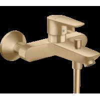 Смеситель для ванны Hansgrohe Talis E Brushed Bronze 71740140