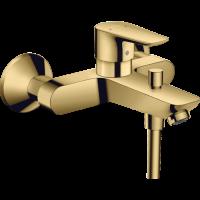 Смеситель для ванны Hansgrohe Talis E Polished Gold Optic 71740990