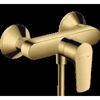 Смеситель для душа Hansgrohe Talis E Polished Gold Optic 71760990