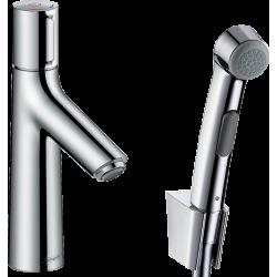Смеситель для раковины Hansgrohe Talis Select S с гигиенической лейкой 72291000