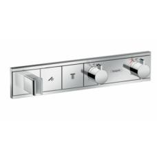 Внешняя часть смесителя для смесителя на 2 потребителя  Hansgrohe RainSelect, 15355000