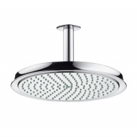Верхний душ с потолочным кронштейном Hansgrohe Raindance Classic Air 240, 27405000