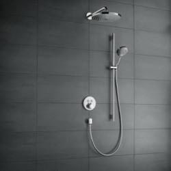 Внешняя часть смесителя на 2 потребителя Hansgrohe ShowerSelect S, 15748000