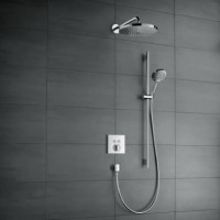 Внешняя часть смесителя на 2 потребителя Hansgrohe ShowerSelect, 15768000