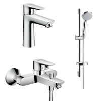 Набор смесителей для ванны Hansgrohe Talis Wap, 71742773
