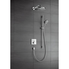 Внешняя часть термостата Hansgrohe ShowerSelect, 15763000