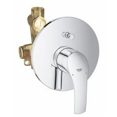 Смеситель для ванны Grohe EUROSMART, 33305002