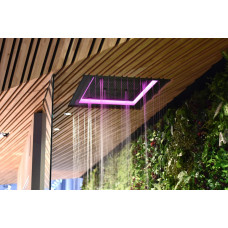 """Потолочный душ Grohe Rainshower F-Series 40"""" AquaSymphony, 26373001"""