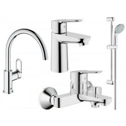 Набор для ванны и кухни GROHE BauEdge, 123218K