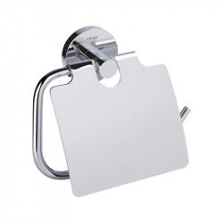 Держатель для туалетной бумаги c крышкой Grohe Essentials New, 40367001