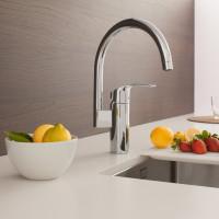 Кухонный меситель Grohe EUROSMART 33202002