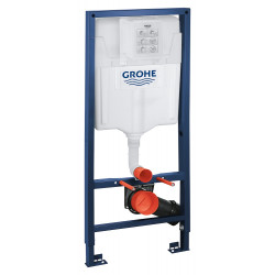Инсталляция Grohe Rapid SL 3 в 1, для подвесного унитаза, 39503000