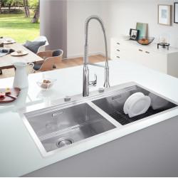 Кухонная мойка Grohe Sink K800 31585SD0