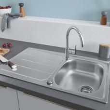 Мойка из нержавеющей стали Grohe Sink K200, 31552SD0