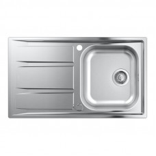 Мойка из нержавеющей стали Grohe Sink K400, 31566SD0