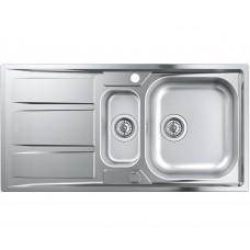 Мойка из нержавеющей стали Grohe Sink K400, 31567SD0