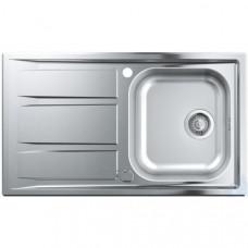 Мойка из нержавеющей стали Grohe Sink K400+, 31568SD0