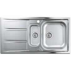 Мойка из нержавеющей стали Grohe Sink K400+, 31569SD0