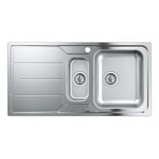 Мойка из нержавеющей стали Grohe Sink K500, 31572SD0