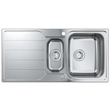 Мойка из нержавеющей стали Grohe Sink K500 31572SD1