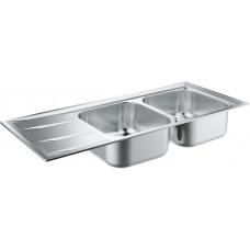 Мойка из нержавеющей стали Grohe Sink K400, 31587SD0